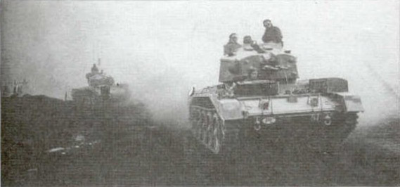 Polish Tanks Caen