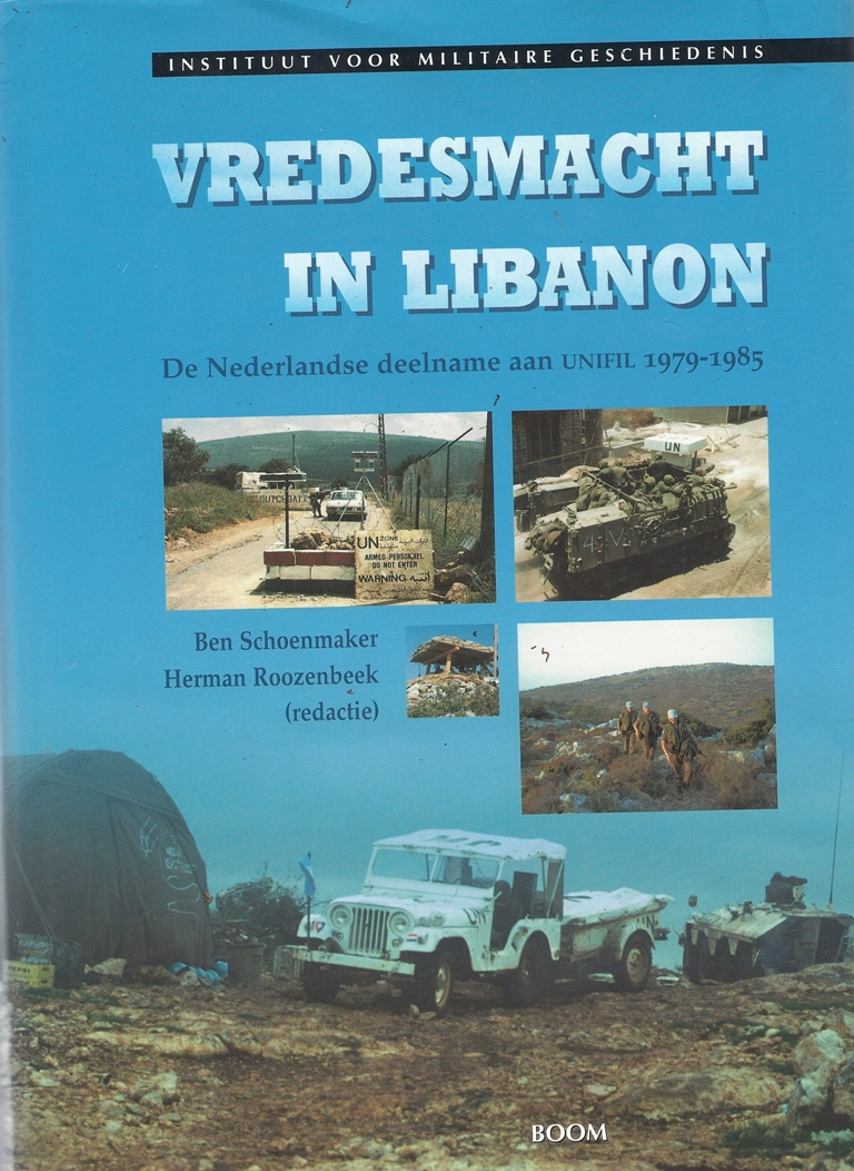 Vredesmacht in Libanon